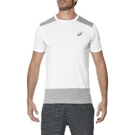 asics Fuzex Running T-shirt Men white
